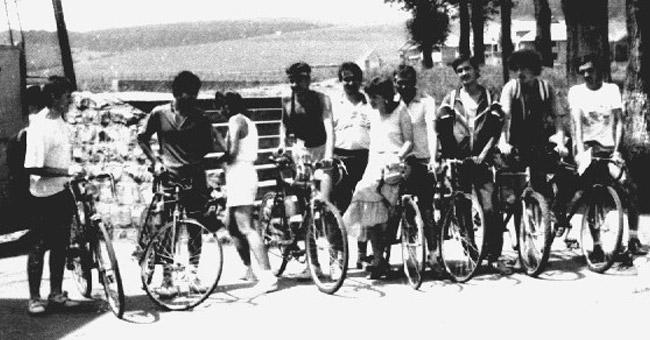 Inceputurile Triatlonului in Romania