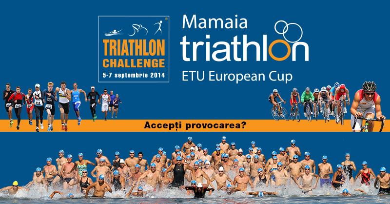 Mamaia Triathlon 2014