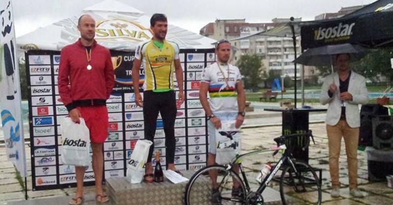 Cupa Romaniei Triatlon Isostar - 2014
