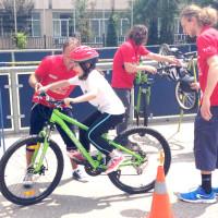 Start Campioni la Triatlon la Şcoala Liviu Rebreanu şi Liceul Miguel de Cervantes