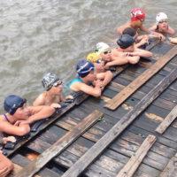 TriWeek Targu Mures ziua a III-a - Start Campioni la Triatlon continua