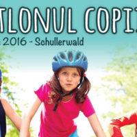 Duatlonul Copiilor la Bistrita - 15 octombrie 2016