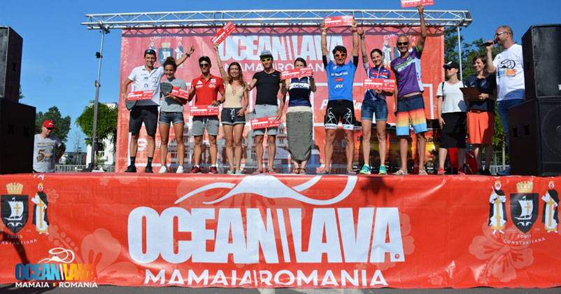 Ocean Lava Romania, 24 iunie 2017 – spectacol și adrenalină la malul mării