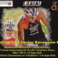 Campionatul National de Triatlon / Delta Triatlon Tulcea