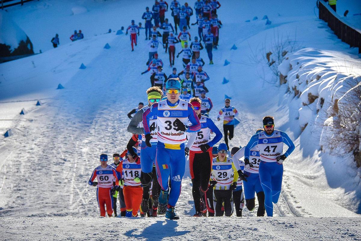 Campionatul Mondial de Winter Triathlon: prezență consistentă la TV, online și în Social Media