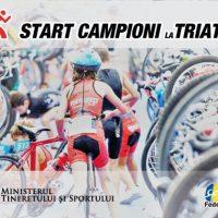 Start Campioni la Triatlon pune Bucureștiul, Tulcea și Cluj-Napoca pe harta sporturilor pentru copii