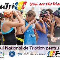 YouTri - Circuitul National de Triatlon pentru Cadeti