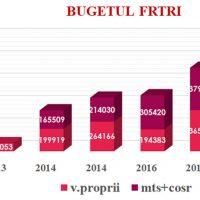 FRTRI a prezentat, în Adunare Generală, raportul anului 2017 și planurile pentru 2018
