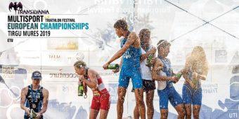 Premieră: România va găzdui, în 2019, Campionatele Europene de Triatlon Multisport