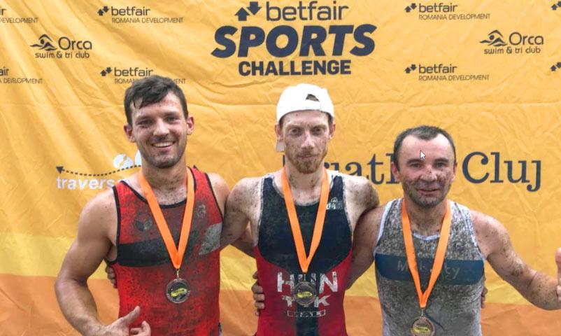 Betfair Triathlon Challenge Cluj