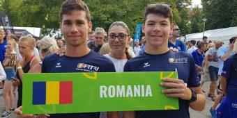 Campionatul European de Triathlon Sprint - Tartu, Estonia
