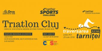 Triatlon Cluj - Betfair Sports Challenge