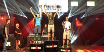 Dudu Andrei Dan - un nou record national la distanta de Ironman