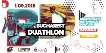 Campionatul National de Duatlon