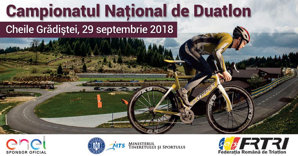 Campionatul National de Duatlon – 29.09.2018