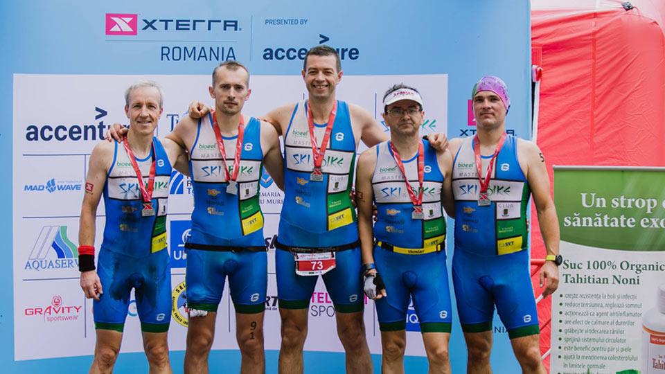 Cupa Romaniei Cross Triathlon Series - punct final