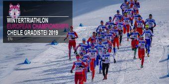 România găzduiește, în premieră, Campionatele Europene de Winter Triathlon, în 22-24 februarie 2019