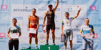 Ciprian Bălănescu și Koter Adel, Campioni Naționali la Cross Triathlon