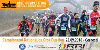 Campionatul National de Cros Duatlon