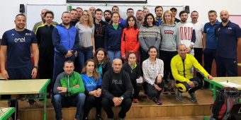 Curs de instructori de triatlon – o noua generatie