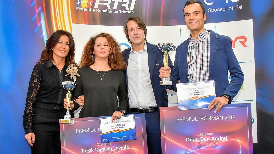 Gala Triatlonului Romanesc 2018