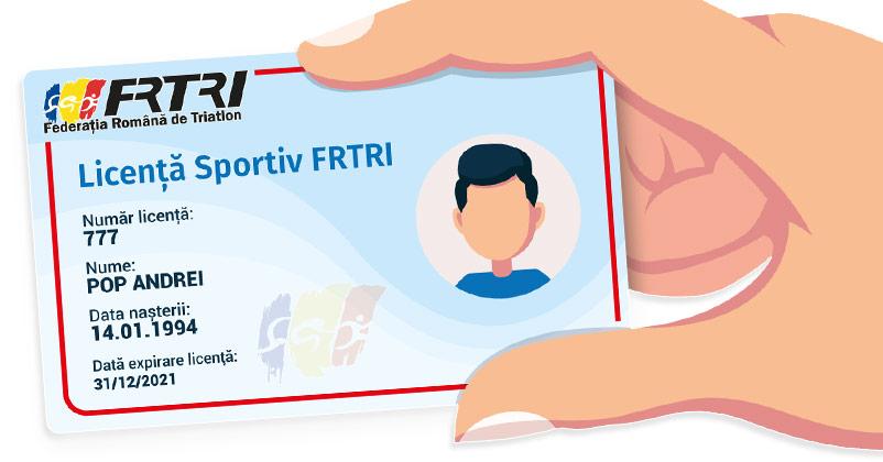 Licente sportivi FRTRI 2019