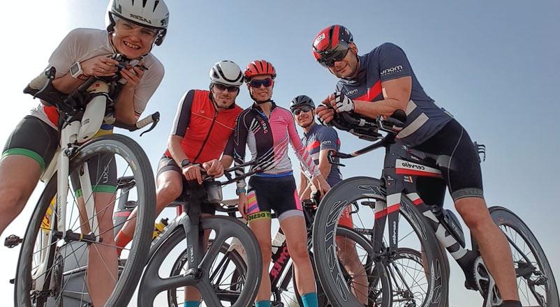 Ironman 70.3 Dubai - rezultatele sportivilor romani