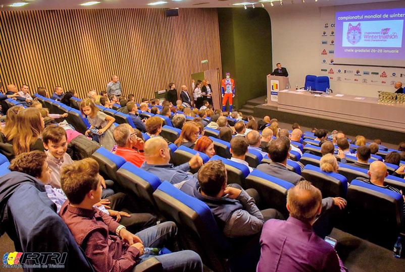 Adunarea Generala Ordinara a Federatiei Romana de Triatlon 2019