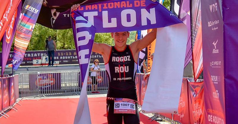 """Sunt mandru ca fac parte din Lotul Romaniei"" - interviu cu Erick Lorincz Rogoz, nr. 10 ETU European Junior Ranking 2018"