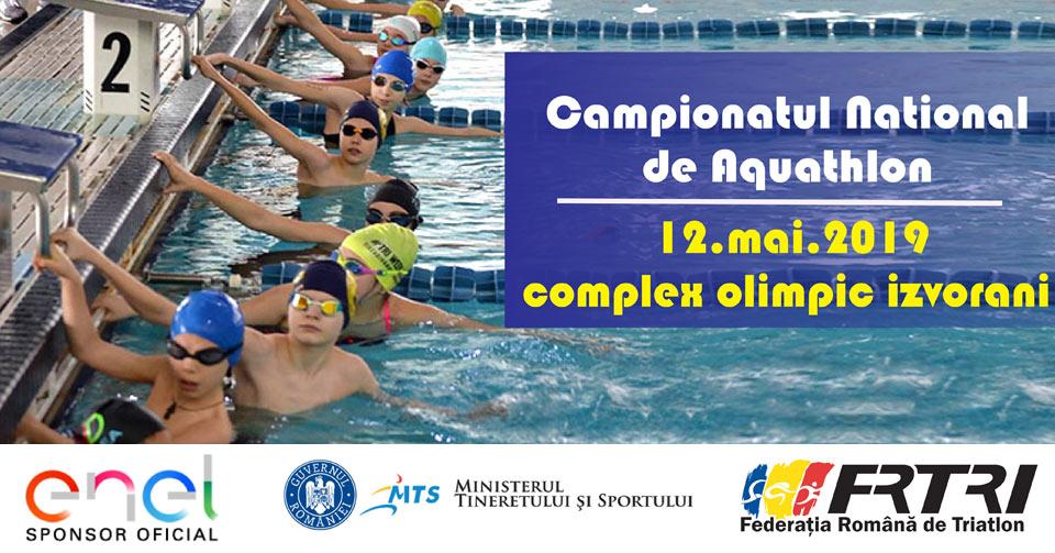 Introducere Campionatul National de Aquathlon