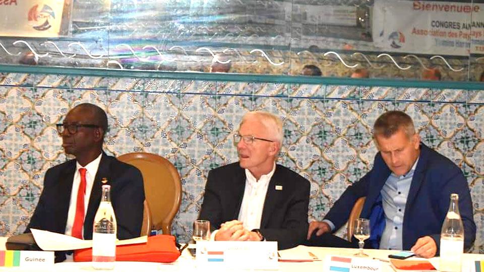 Congresul Asociatiei Federatiilor Francofone de Triatlon 2019