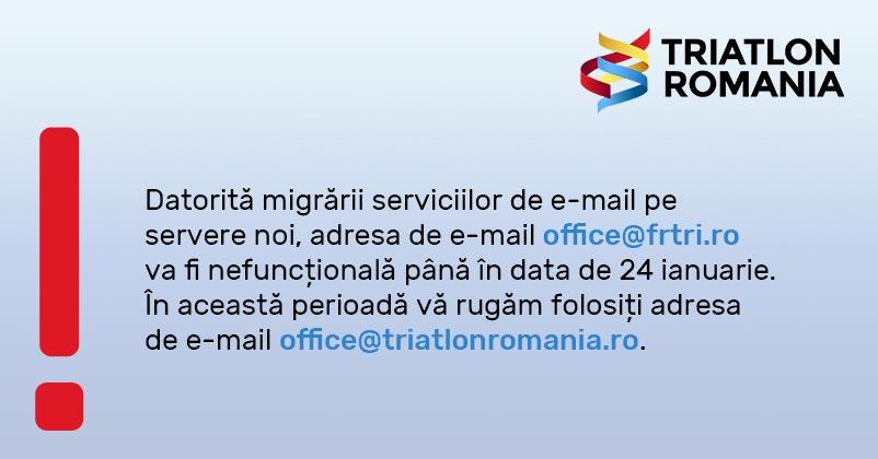 Migrare e-mails servere noi